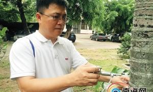 """归国博士黄惜回海南为槟榔""""治病"""""""