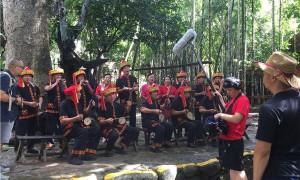海南旅游宣传片取景槟榔谷 共创美好新海南