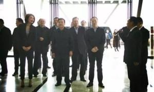 湖南省副省长陈飞一行来到宾之郎调研,鼓励企业健康快速发展