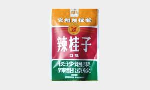 文和友辣桂子口味烟果槟榔20元